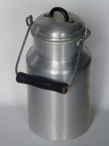 Alte Milchkanne, gebraucht, 1,5 Liter