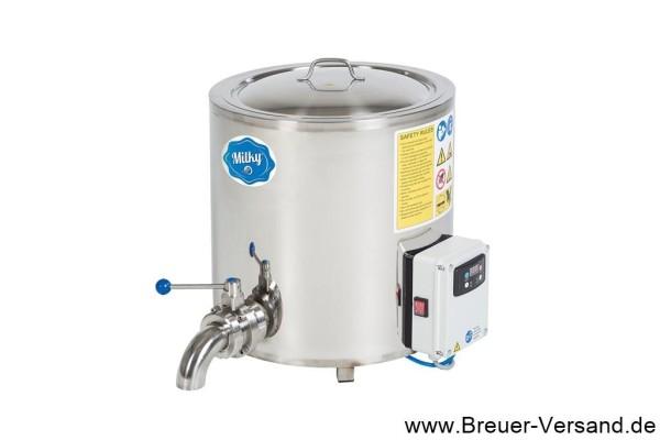 Milky Pasteurisator / Milcherwärmer FJ 50 E, 230 Volt