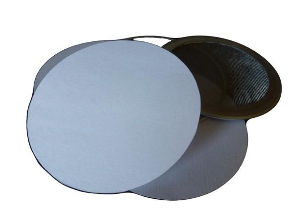 Milchfilter-Scheiben 220 mm, mit Innenloch