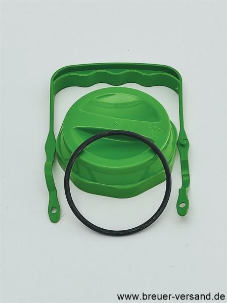 Ersatzteile Set für 2 Liter Kunststoff Milchkannen oval und rund