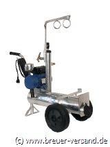 Kleinmelkmaschine Grundmodell für 1 Eimer