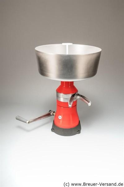 Handbetriebene Milchzentrifuge MIZEH-80