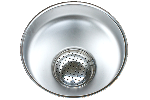 Milchseiher 11 Liter, komplett Edelstahl
