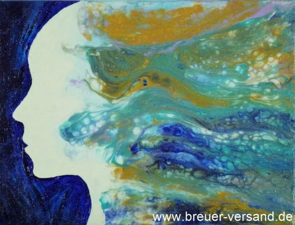 Acrylbild: Blue Ocean