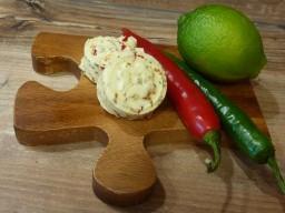 Chilli-Limetten-Butter