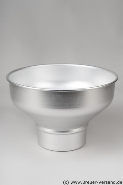 Milchsieb aus Aluminium komplett, 10 Liter