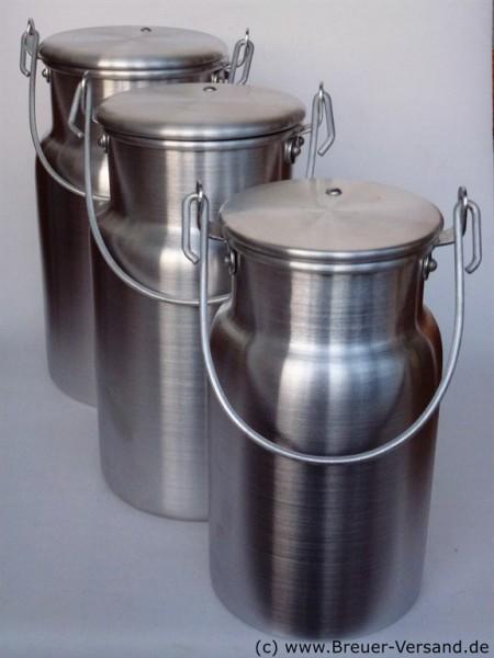 Kleine-Aluminium-Milchkannen-im-dreier-Set-von-1-bis-2-Liter