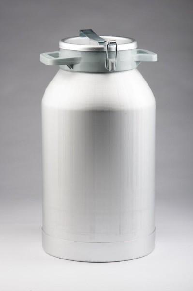 30 Liter Aluminium Milchkanne, auslaufsicher, *** B-Ware ***