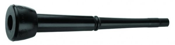 Zitzengummi passend DeLaval 960016-01, 1 Rille