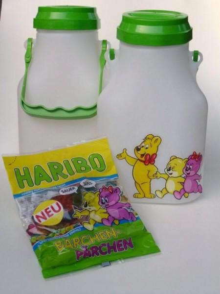 Bärchen Pärchen oä. Milchkannen Sparangebot