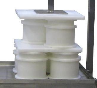 PE Platten für Käsepressen