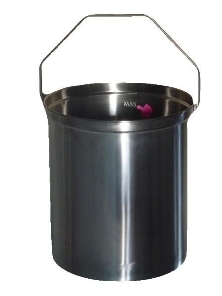 Zusatzbehälter oder Ersatzbehälter für Mini Pasteurisator FJ 15
