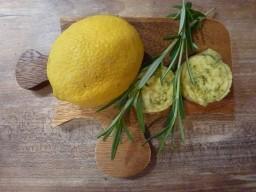 Rosmarin-Zitronen-Butter-ohne-Knoblauch