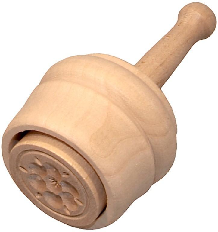 Edelweiß Butterform Butterdurchstoßform aus Holz; 30 g Motiv