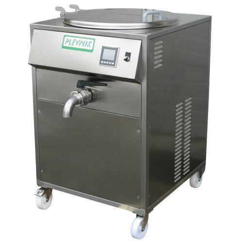 All in one Pasteurisator inklusive Heizung und Kühlung, 50 Liter