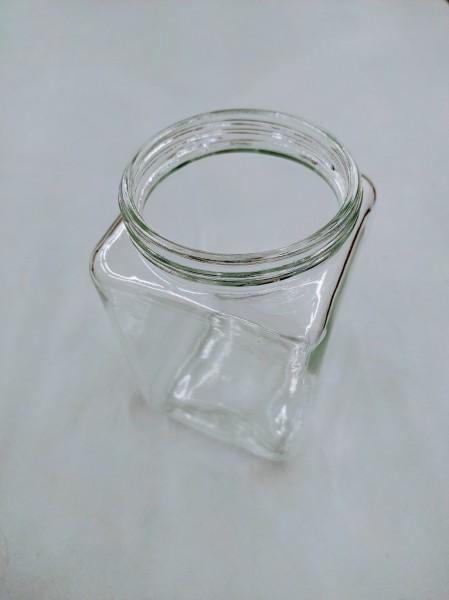 Ersatz Glasbehälter für die Mini Glas Buttermaschine