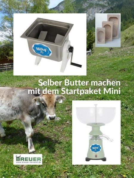 Günstiges Einsteiger Paket zum selber Buttern