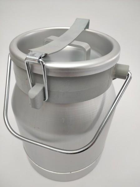 Leicht, robust, auslaufsicher: Die 10 Liter Aluminium Milchkanne