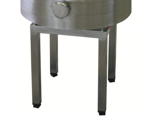 Untergestell für Mini Käsekessel 50 Liter